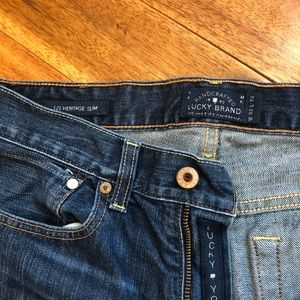 Lucky Brand Jeans - Lucky brand jeans 121 heritage slim